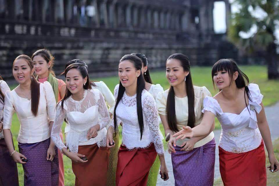 Khmer New Year Game 2019