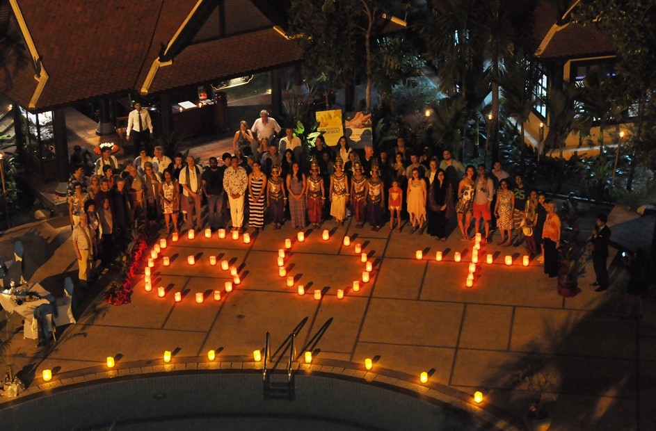 EARTH HOUR FOR KANTHA BOPHA CHILDREN HOSPITAL