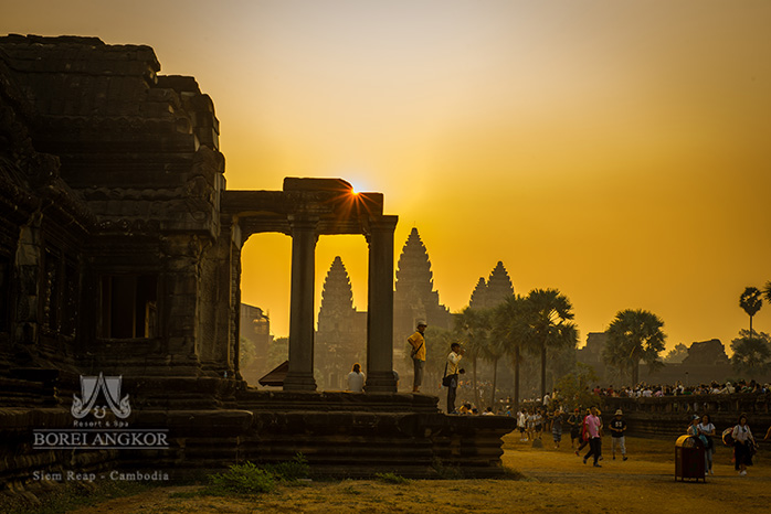 SIEM REAP SHINES ON TRIPADVISOR'S TOP 25 DESTINATIONS IN ASIA