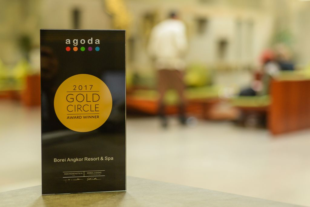 BOREI ANGKOR WINS THE MOST AGODA AWARDS
