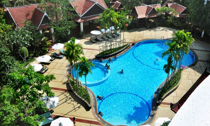 2ND BEST SWIMMING POOL IN ASIA PACIFIC
