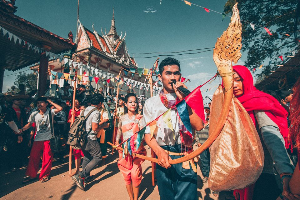5 Activities to Do during Khmer New Year in Siem Reap