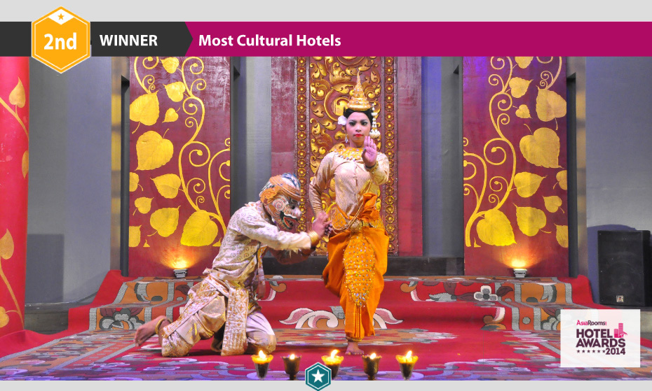 THE MOST CULTURAL HOTELS 2014