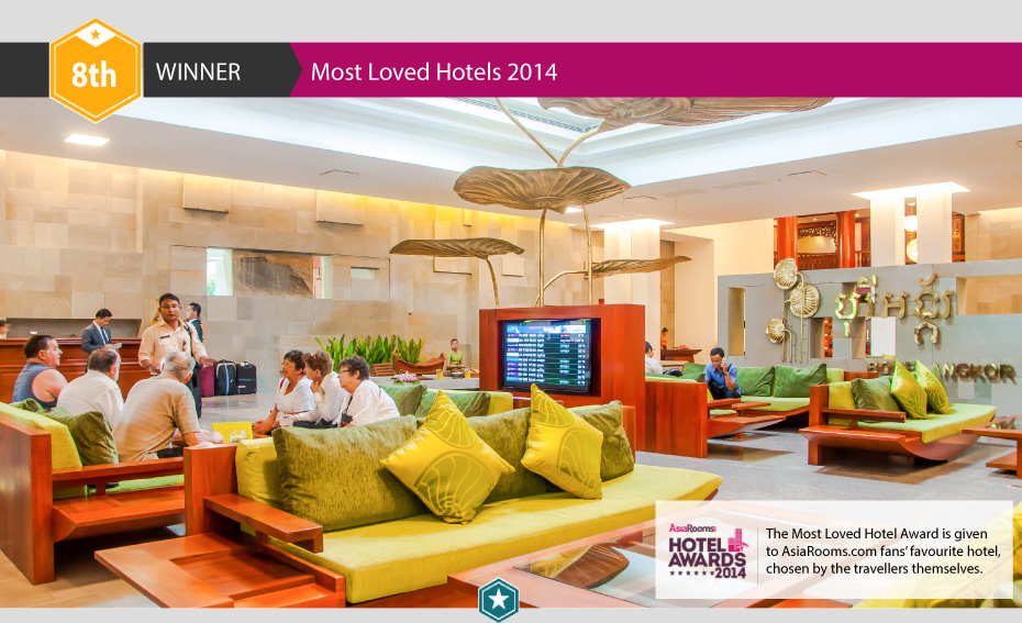 MOST LOVED HOTEL AWARD