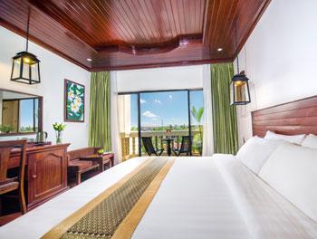 Borei Deluxe Double Bed Room
