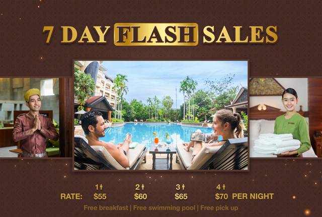 7 day flash sales