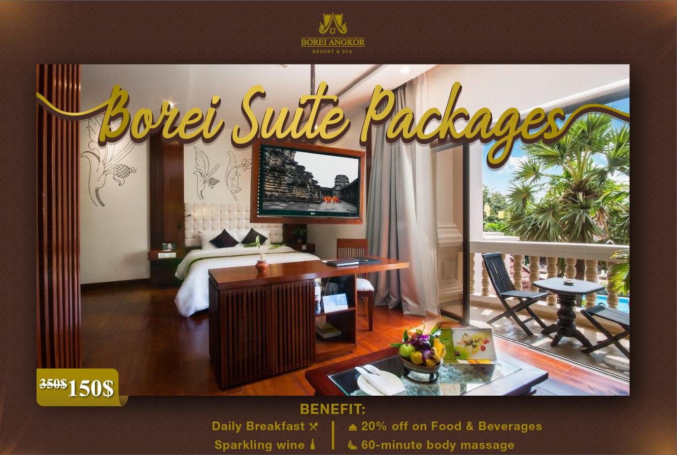 Borei Suite Package